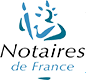 Logotype - Notaires de France